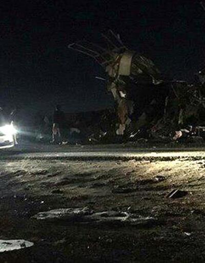 İran'da intihar saldırısı!