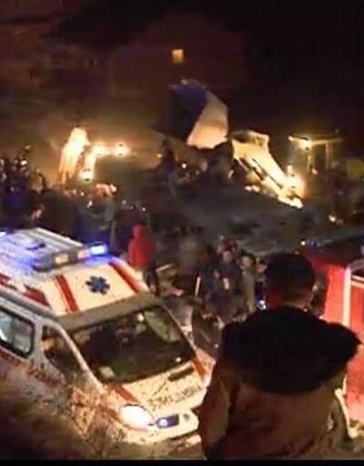 Kuzey Makedonya'da trafik kazası: 13 ölü, 30 yaralı