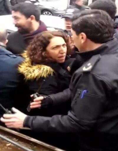 Van'da polisin kolunu ısıran vekil, Diyarbakır'da polise zor anlar yaşattı
