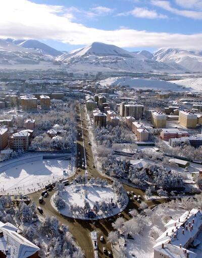 Erzurum'da nüfus sevinci