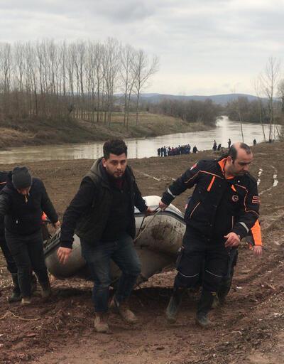 56 gündür kayıp yaşlı adamın nehirde cesedi bulundu