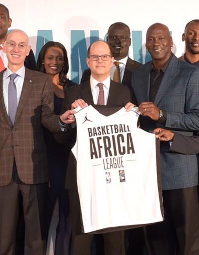 NBA ve FIBA 12 takımlı Profesyonel Afrika Basketbol Ligi kuruyor