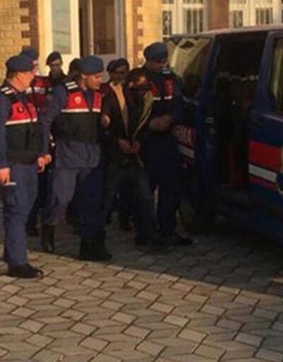 17 yaşındaki genç kızı kaçıran 3 kişi yakalandı