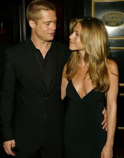 'Brad Pitt ile Jennifer Aniston 3 yıldır görüşüyor' iddiası