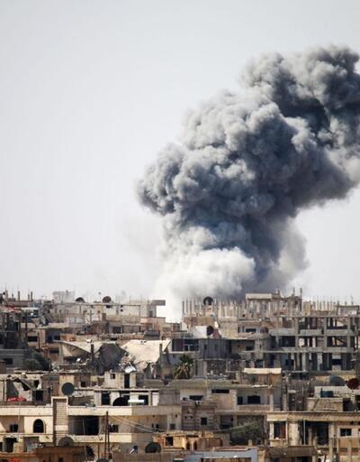 """""""Kimyasal saldırıların yüzde 98'ini Esad rejimi düzenledi"""""""