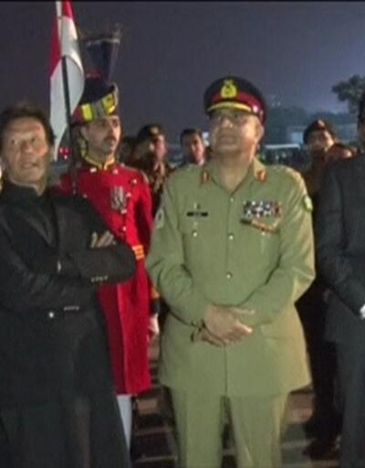 Pakistan'da görülmemiş karşılama