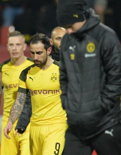 Dortmund lig sonuncusuna puan kaybetti