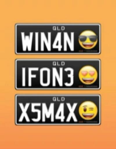 Emoji plakalar geliyor