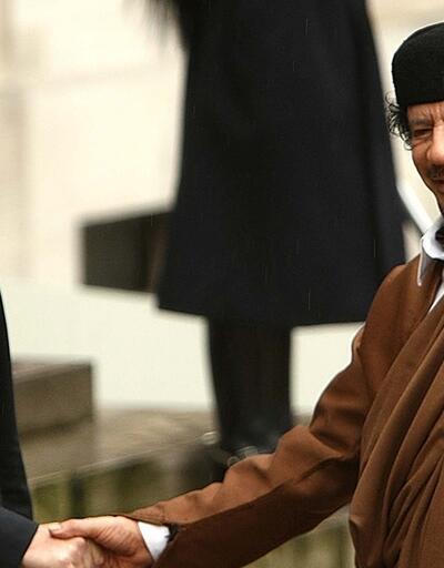 """""""Sarkozy, Kaddafi'den 8 milyon dolar aldı"""""""