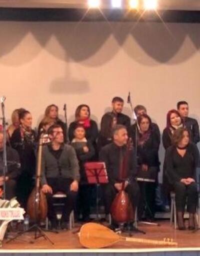 Mengen'de halk müziği konseri ilgiyle izlendi