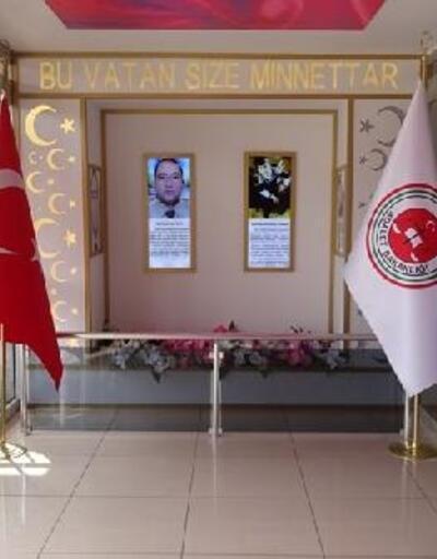 Viranşehir'de, bombalı saldırıda şehit olanlar unutulmadı