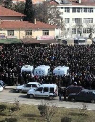 Ankara'da kazada ölen 6 genç, son yolculuğuna uğurlandı