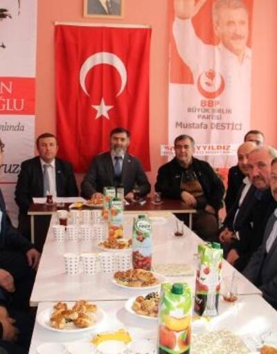 BBP Dazkırı kongresi yapıldı