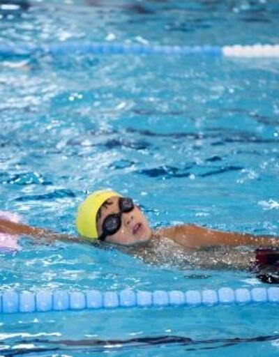 Sancak yüzme havuzuna 'temiz havuz' sertifikası