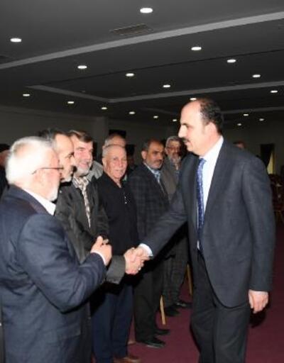 Başkan Altay, Karatay Muhtarlarıyla bir araya geldi