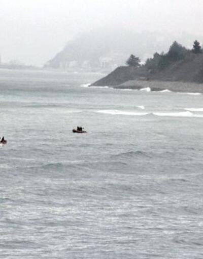 Karadeniz'de balıkçı teknesi battı: 1 ölü, 1 kayıp