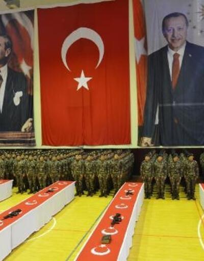 Kırşehir POMEM 473 polis adayı mezun etti