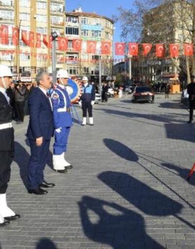 Atatürk'ün Kırşehir'e gelişinin 99. yıldönümü kutlandı