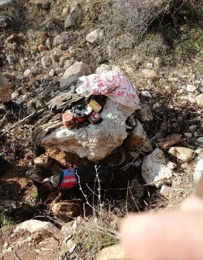 Eruh'ta PKK'lı teröristlerin 6 sığınağı imha edildi