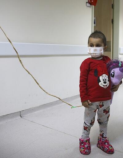 3,5 yaşındaki Aysima ilik bekliyor