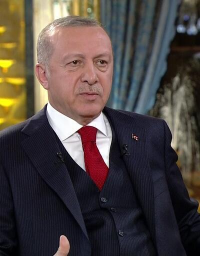 Cumhurbaşkanı Erdoğan 'tanzim satış' açıklaması