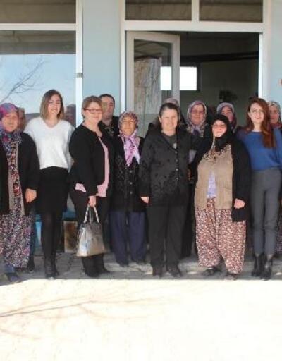 Pehlivanköy'de kadın çiftçi eğitimi düzenlendi