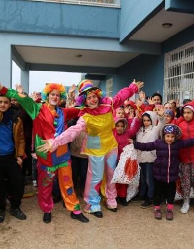 İmece köyde, 6 bin çocuğa yılbaşı hediyesi