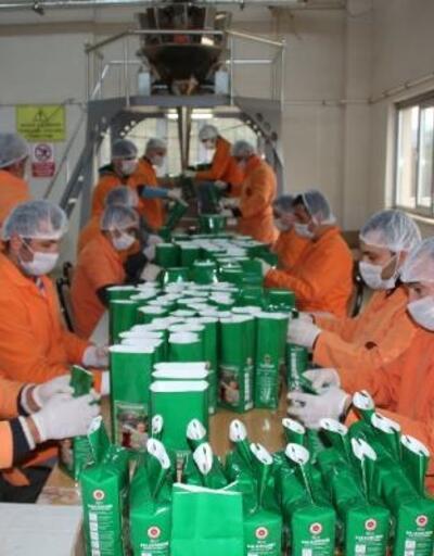 Cezaevinde, 'Sayılı gün' çayı üretiliyor, yok satıyor