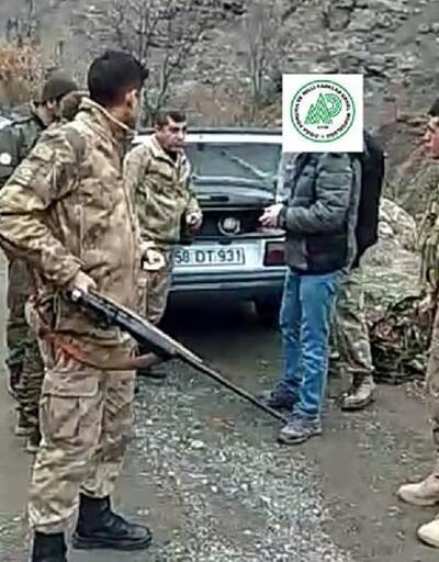 Kaçak avcılara 3 bin 740 lira ceza