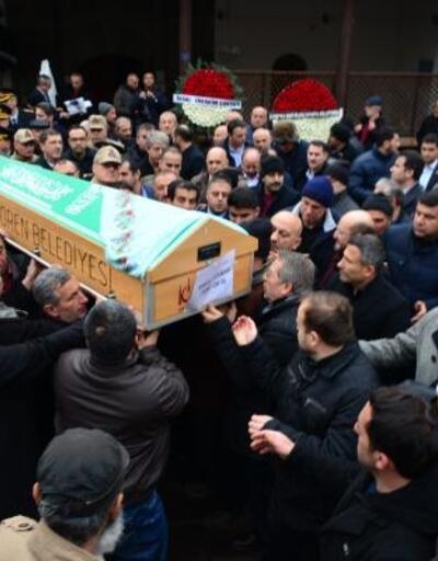 Jandarma Genel Komutanı Çetin'in kayınvalidesi toprağa verildi