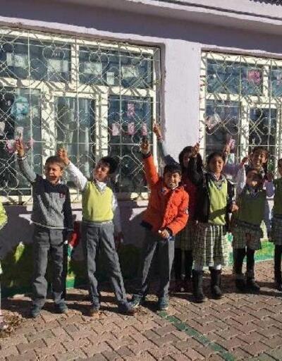 Tut'ta 'Sağlıklı Dişler Güzel Gülüşler' projesi