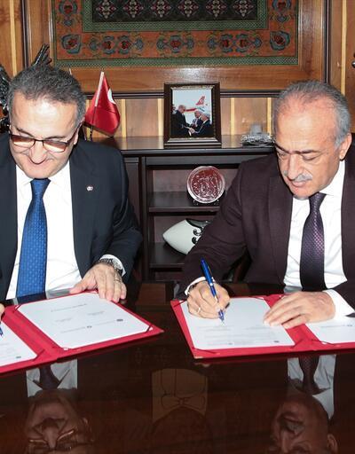 O protokol imzalandı... Türkiye'nin ilk kırmızı ötesi teleskobu
