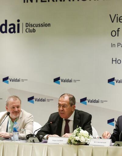Rusya Dışişleri Bakanı Lavrov: ABD dünyayı parçalıyor!