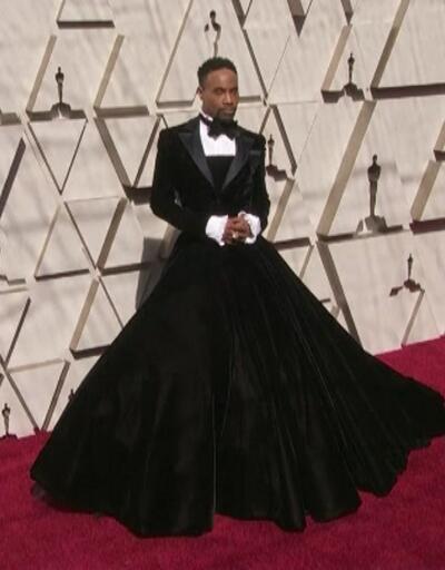 Oscar töreninde şıklık yarışı