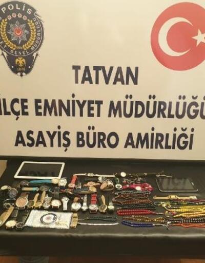 Bitlis'te, 10 evden hırsızlık yapan 4 şüpheli yakalandı