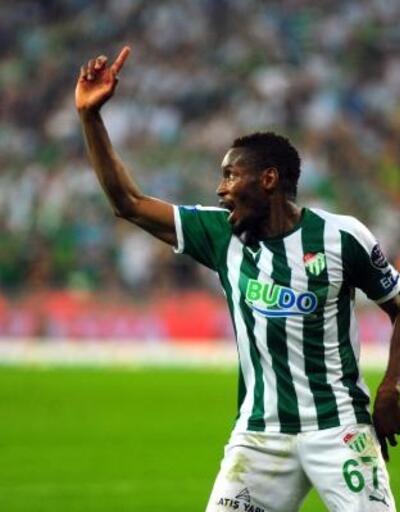 Bursaspor 290 şutta 19 gol atabildi