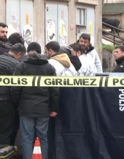 Polis didik didik cesedin parçalarını arıyor