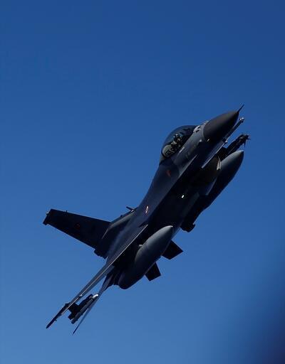 Mavi Vatan 2019 sürüyor... F16 uçaklarının tehdidi engellendi