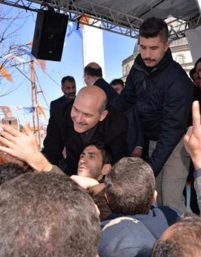 Bakan Soylu: 15 bin adam vardı dağlarda, şu an 700 kişi kaldı
