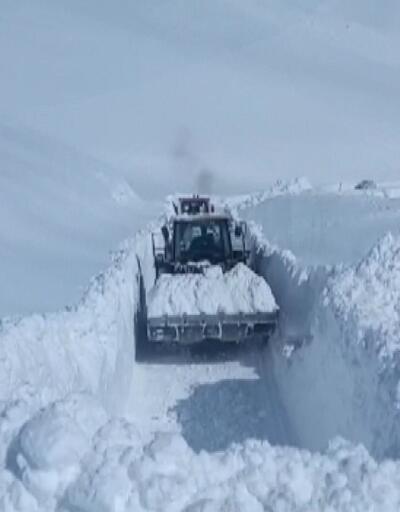 Doğu Anadolu'da kış bitmiyor