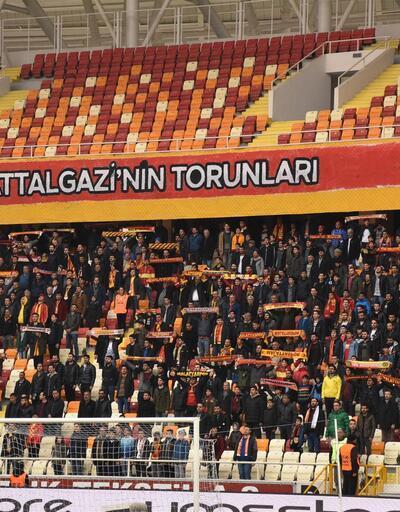 Yeni Malatyaspor'dan tepki: Olmayan bir penaltı verildi