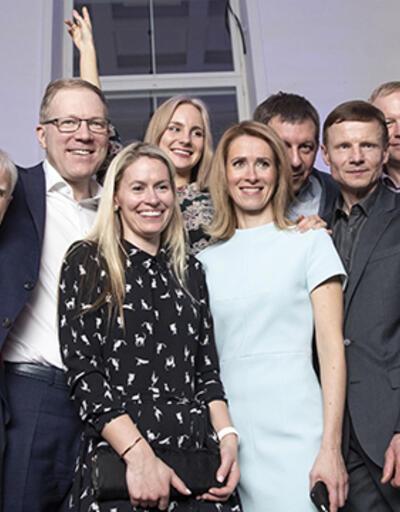 Estonya'da genel seçimin galibi Reform Partisi oldu