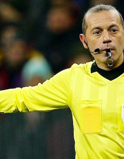 Cüneyt Çakır Porto-Roma maçını yönetecek