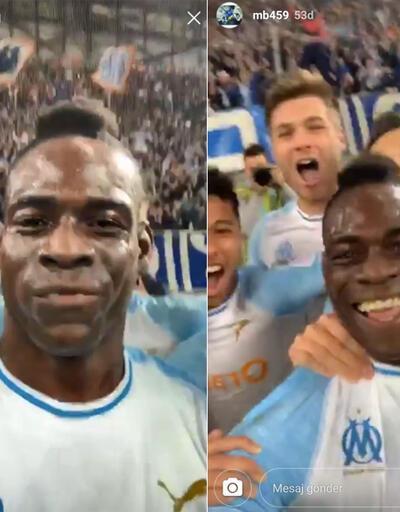 Balotelli'den gol sevinci açıklaması