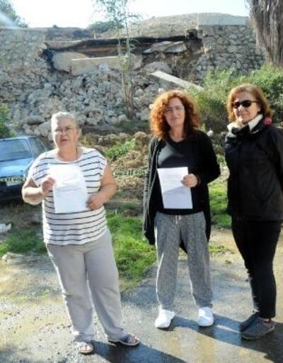 Yalova'da heyelan riski tedirgin ediyor