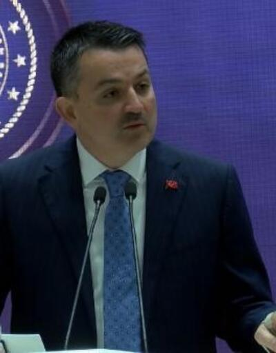 Bakan Pakdemirli: 92 projeye 11 milyon TL destek ödenecek