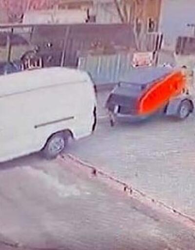 Polis 'alıcı' kılığına girdi,iş makinesini çalan7 şüpheliyi yakaladı