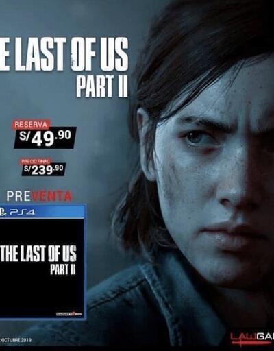 The Last of Us 2'nin çıkış tarihi sızdı
