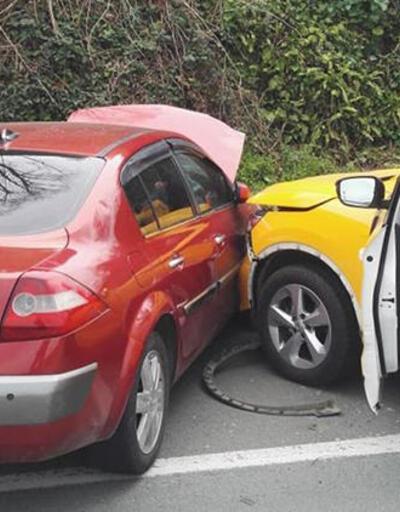 Rizesporlu Morozyuk'un eşi Irina trafik kazası geçirdi