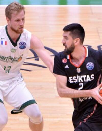 Nanterre 68-59 Beşiktaş Sompo Japan / FIBA Basketbol Şampiyonlar Ligi
